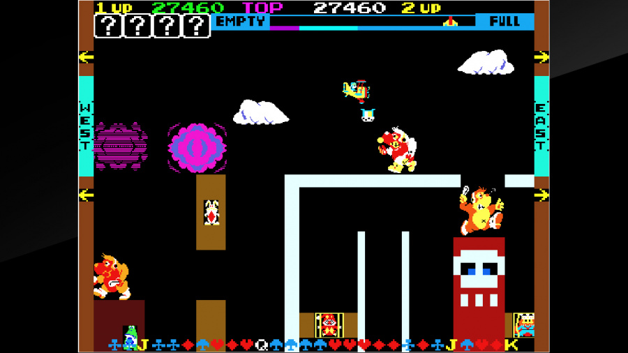 Arcade Archives Sky Skipper Review - Screenshot 4 of 5
