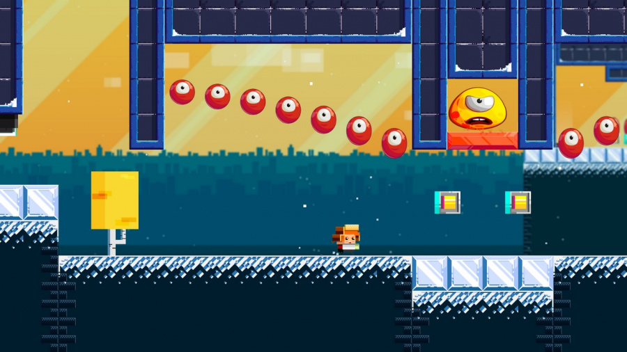 Spheroids Review - Screenshot 3 of 3
