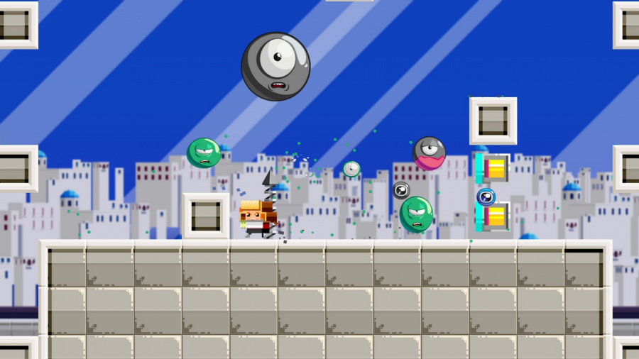 Spheroids Review - Screenshot 1 of 3