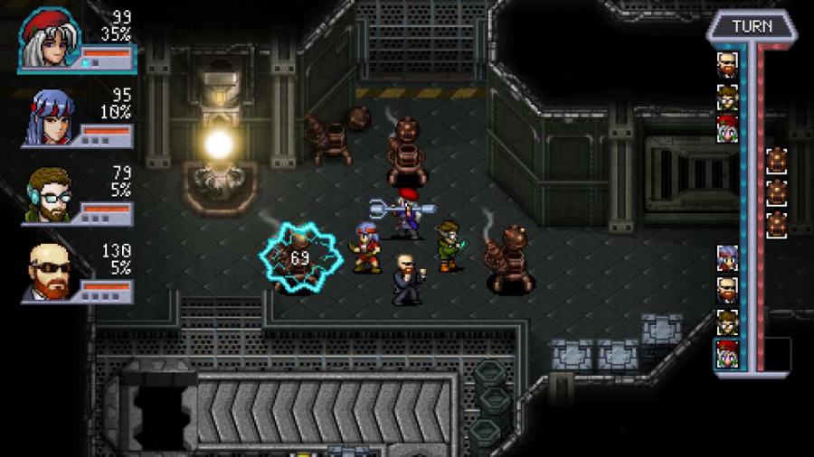 Cosmic Star Heroine Review - Screenshot 1 of 5