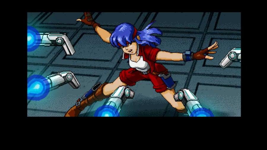 Cosmic Star Heroine Review - Screenshot 2 of 5