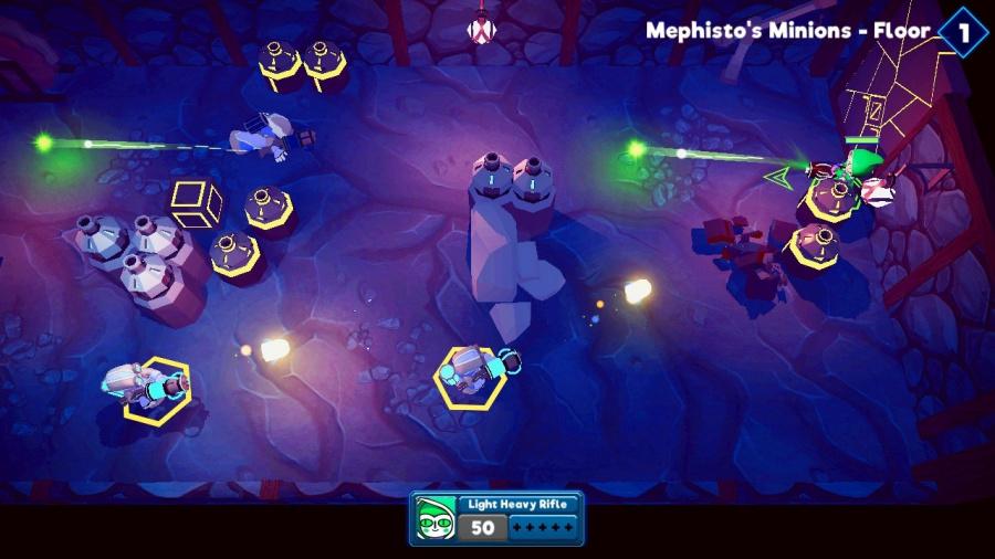 NoReload Heroes Review - Screenshot 2 of 4