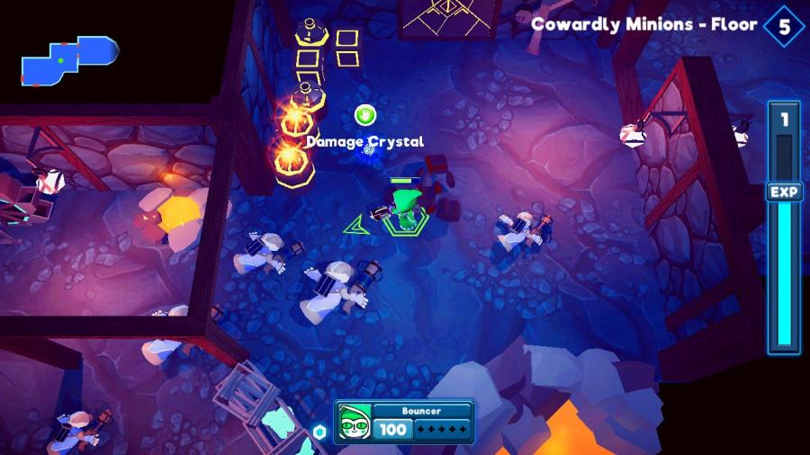 NoReload Heroes Review - Screenshot 3 of 4