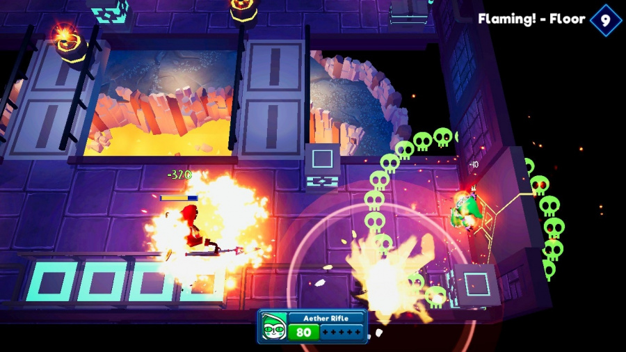 NoReload Heroes Review - Screenshot 4 of 4