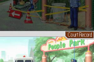 Apollo Justice: Ace Attorney Screenshot