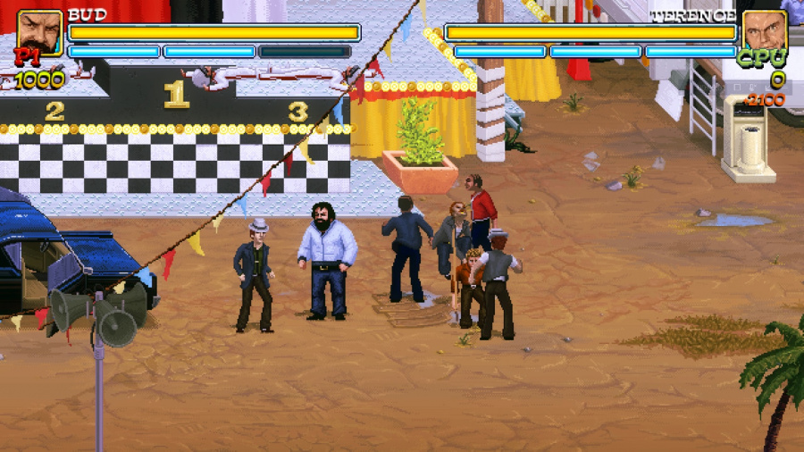 Bud Spencer & Terence Hill - Slaps and Beans Review - Screenshot 3 of 3