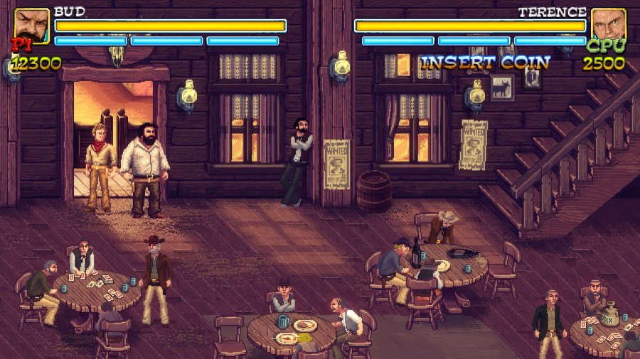 Bud Spencer & Terence Hill - Slaps and Beans Review - Screenshot 1 of 3