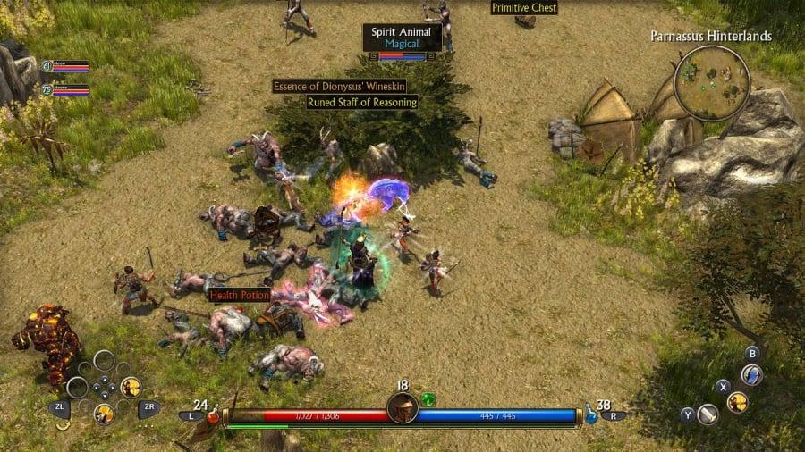 Titan Quest Review - Screenshot 3 of 5