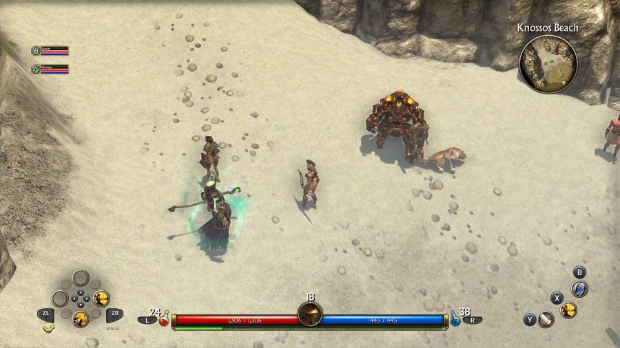 Titan Quest Review - Screenshot 2 of 5
