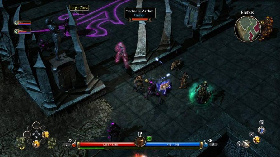 Titan Quest Review - Screenshot 1 of 5