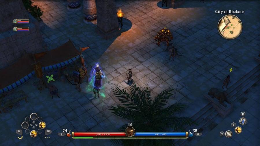 Titan Quest Review - Screenshot 4 of 5