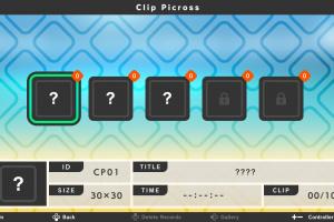 Picross S2 Screenshot