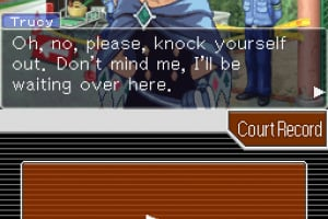 Apollo Justice: Ace Attorney Screenshot