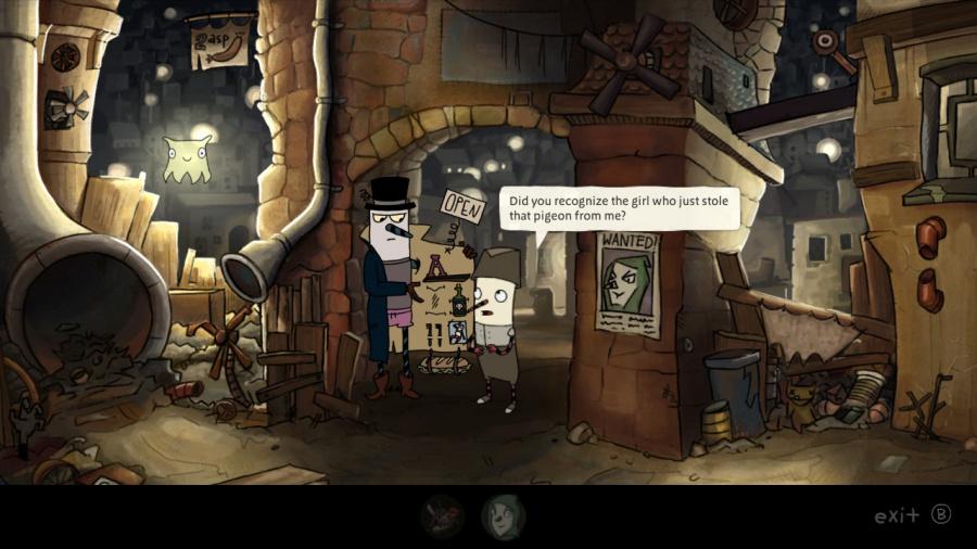 The Inner World Review - Screenshot 4 of 4