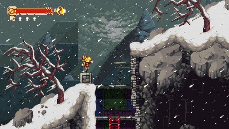 Iconoclasts Review - Screenshot 1 of 5