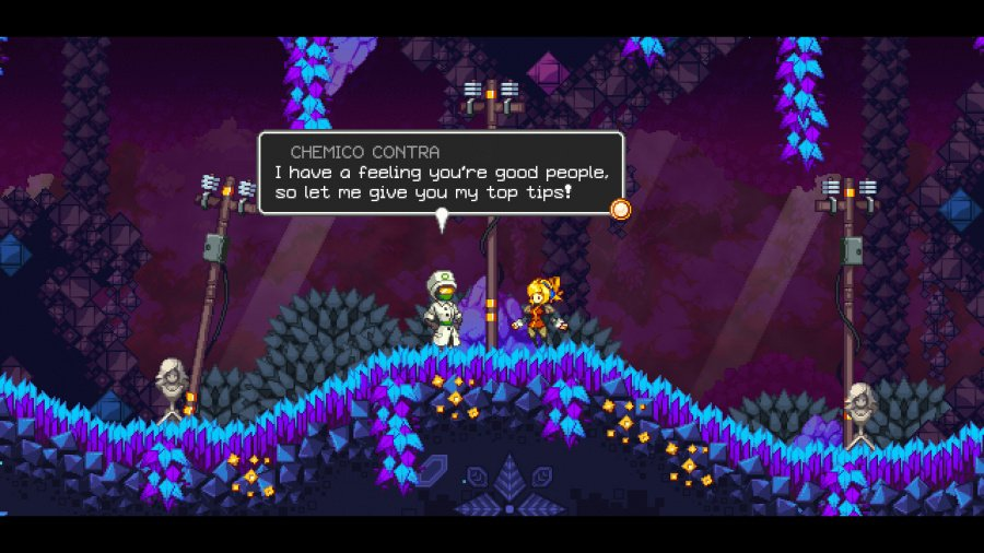 Iconoclasts Review - Screenshot 3 of 5