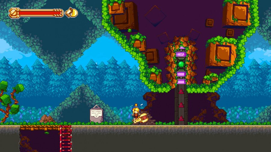 Iconoclasts Review - Screenshot 2 of 5