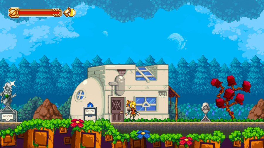Iconoclasts Review - Screenshot 4 of 5
