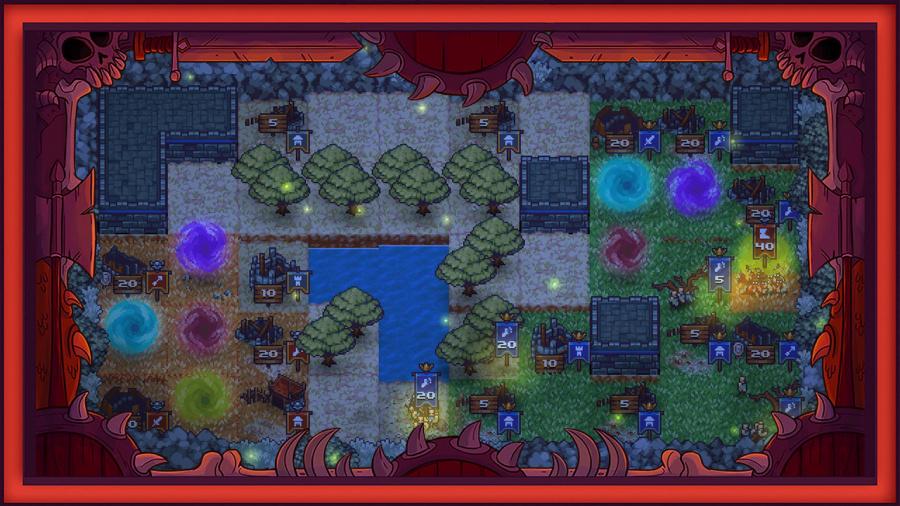 Crush Your Enemies Review - Screenshot 2 of 3