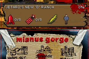 Jackass the Game DS Screenshot