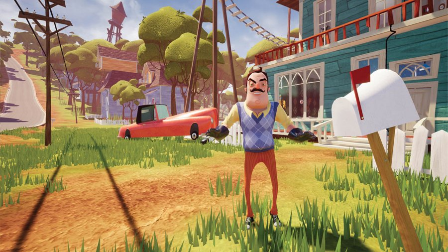 Hello Neighbor Review - Screenshot 2 of 3