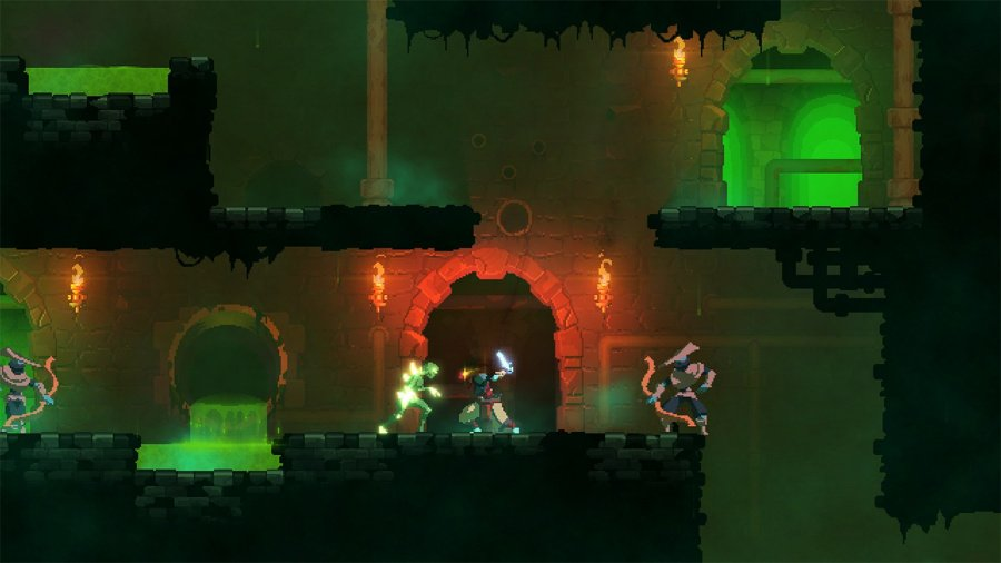 Dead Cells Review - Screenshot 1 of 5