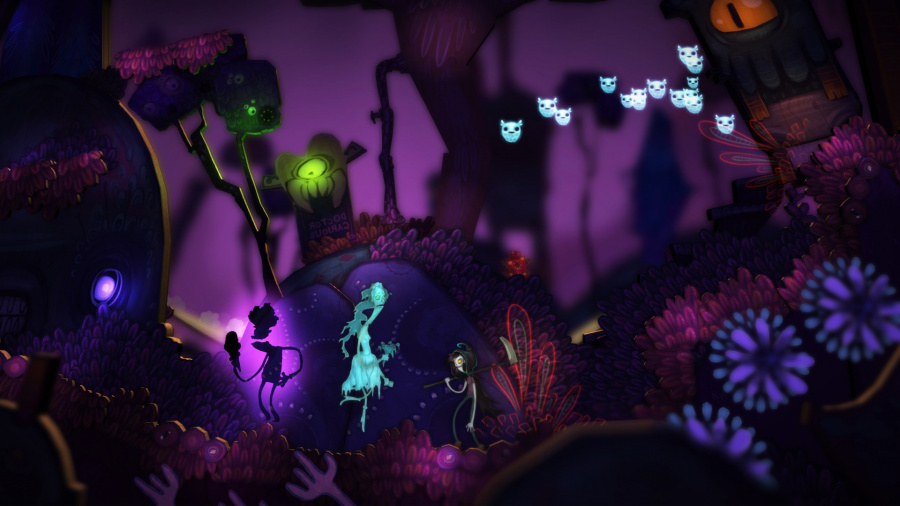 Flipping Death Review - Screenshot 1 of 3