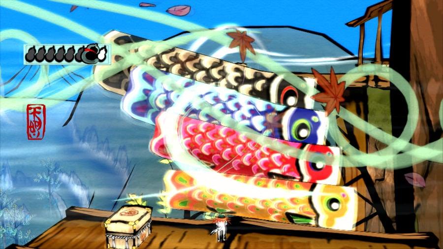 Okami HD Review - Screenshot 5 of 6