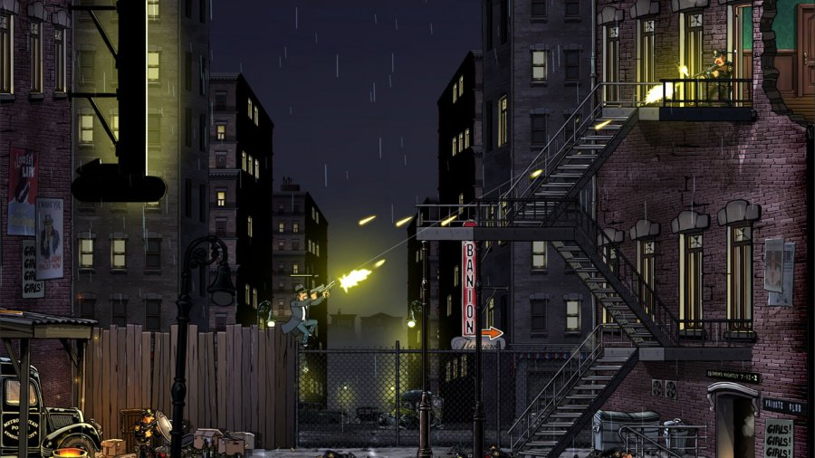 Guns, Gore & Cannoli 2 Review - Screenshot 1 of 5
