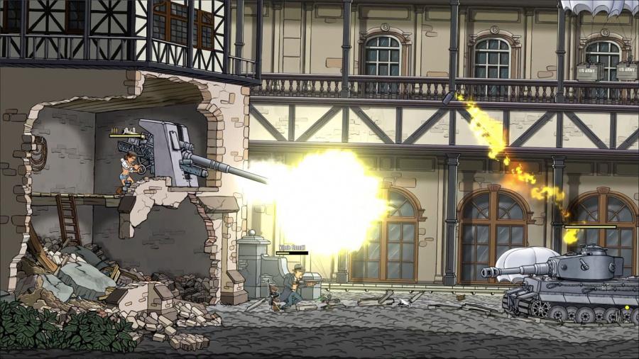 Guns, Gore & Cannoli 2 Review - Screenshot 5 of 5