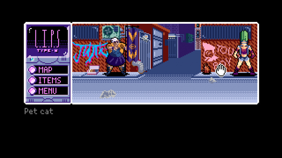 2064: Read Only Memories INTEGRAL Review - Screenshot 1 of 4