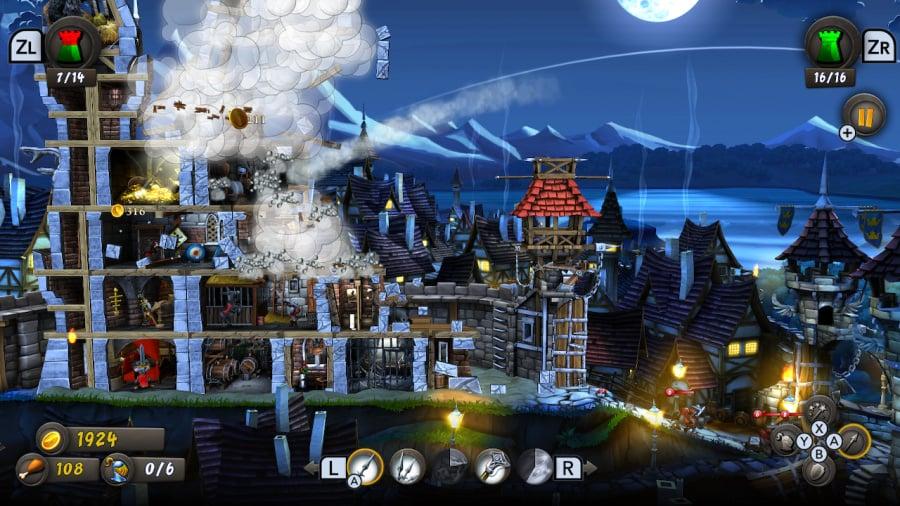 CastleStorm Review - Screenshot 5 of 7