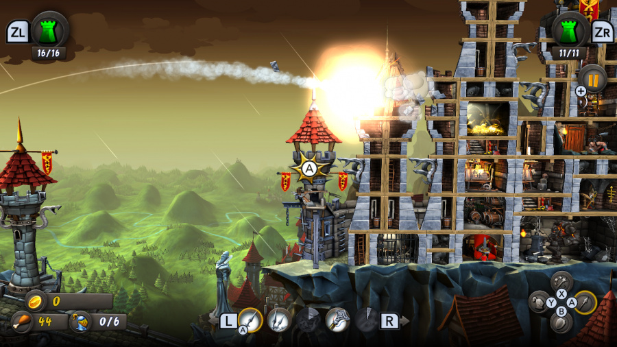 CastleStorm Review - Screenshot 1 of 7