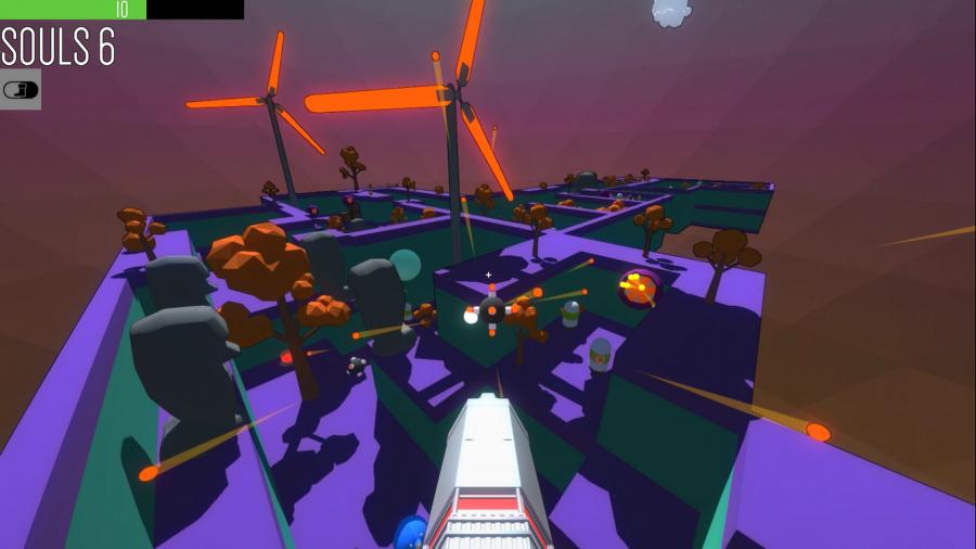 Polygod Review - Screenshot 1 of 4