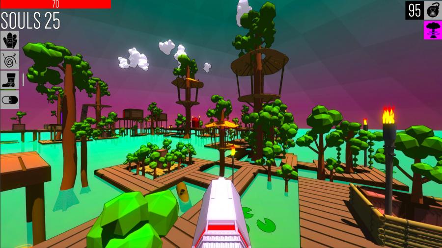 Polygod Review - Screenshot 2 of 4