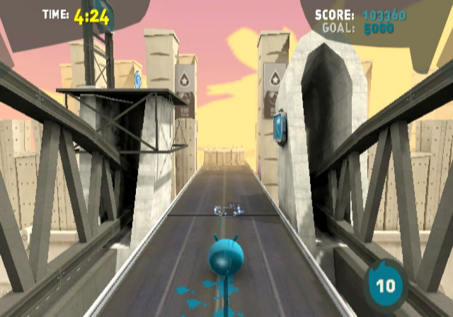 de Blob Review - Screenshot 4 of 6