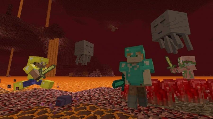 Minecraft Review - Screenshot 1 of 4