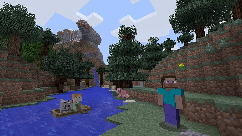 Screenshots (minecraft)