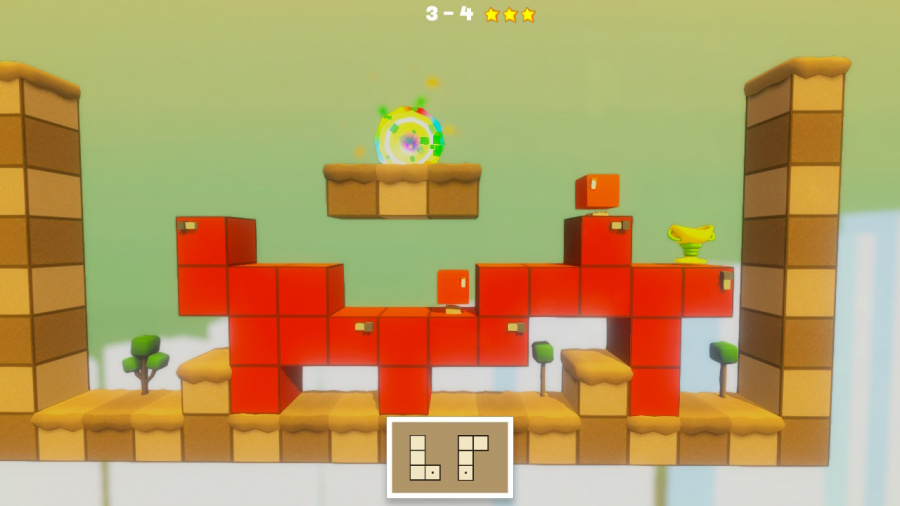Tetra's Escape Review - Screenshot 2 of 3