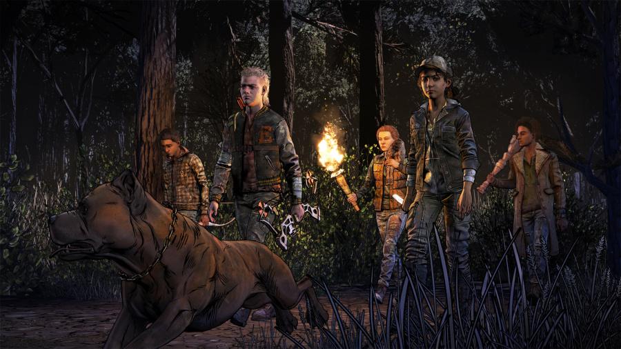 The Walking Dead: The Final Season Review - Screenshot 4 of 4
