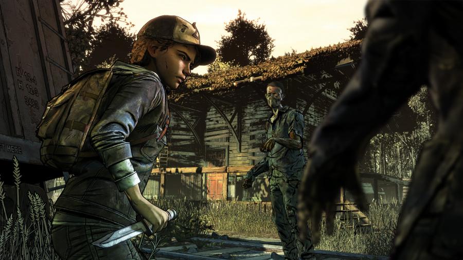 The Walking Dead: The Final Season Review - Screenshot 3 of 4