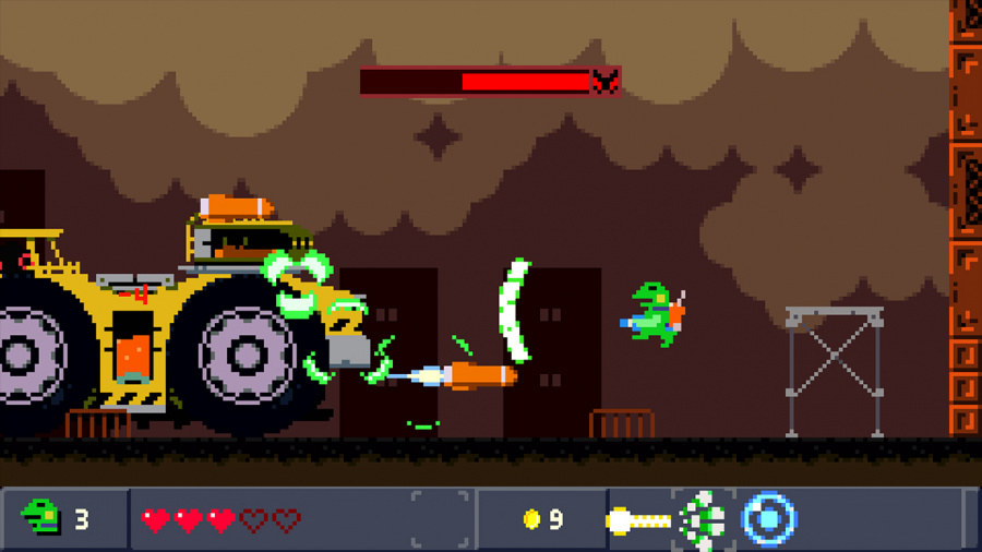 Kero Blaster Review - Screenshot 4 of 4