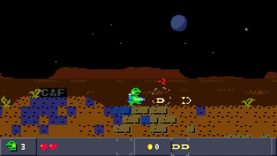 Kero Blaster Review - Screenshot 3 of 4