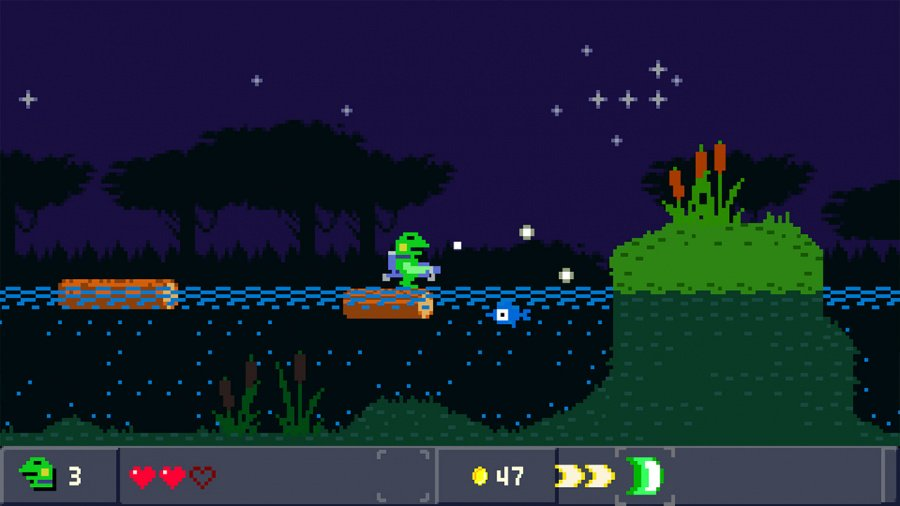 Kero Blaster Review - Screenshot 1 of 4