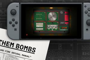 Them Bombs! Screenshot