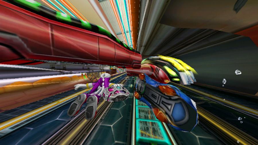 Sonic Riders: Zero Gravity Review - Screenshot 5 of 5