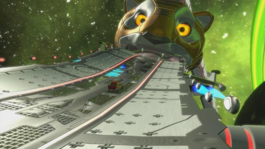 Space Ribbon Review - Screenshot 1 of 3