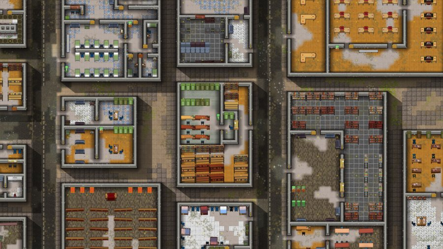 Prison Architect: Nintendo Switch Edition Review - Screenshot 4 of 4