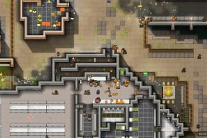 Prison Architect: Nintendo Switch Edition Screenshot