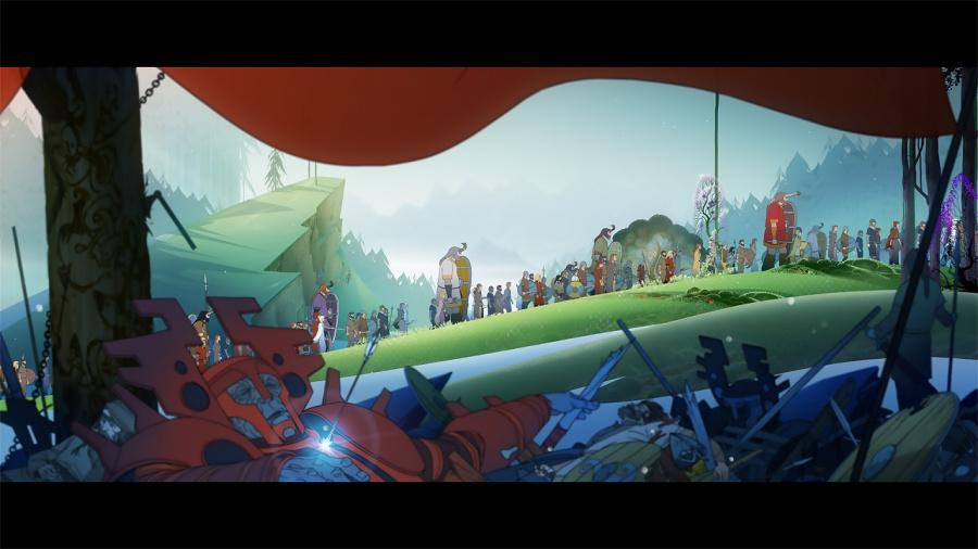 The Banner Saga 2 Review - Screenshot 4 of 5